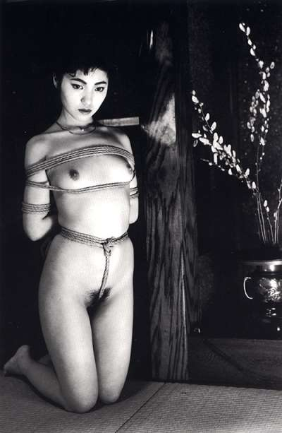 Araki, From the Series Bondage, 1996-97