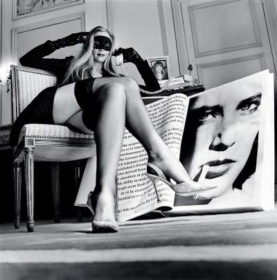 out of the book History of Men's Magazines, Taschen